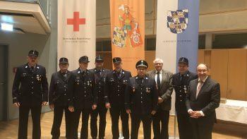 Permalink zu:Ehrung für langjährigen Feuerwehrdienst