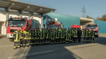 Permalink zu:Übungstag an der Feuerwehrschule Geretsried