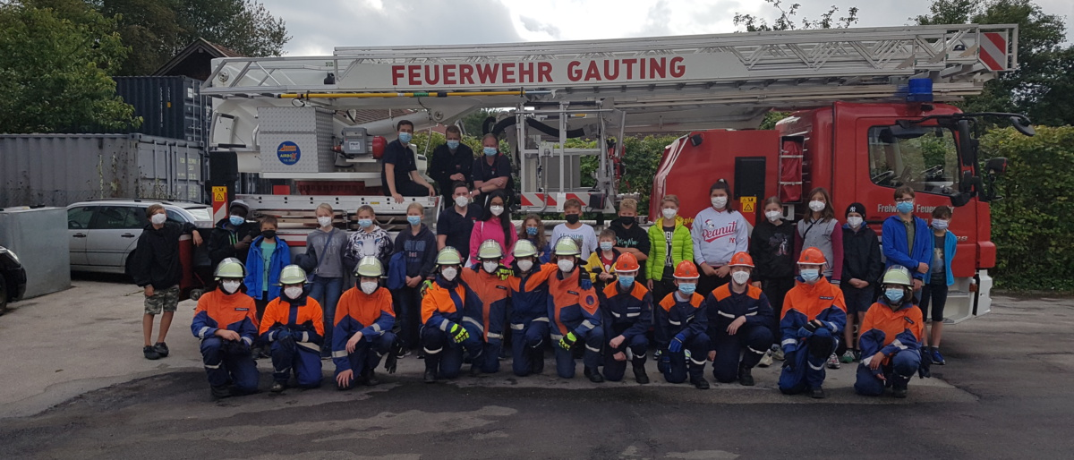 Permalink zu:Feuerwehrerlebnistag am 11.09.2021